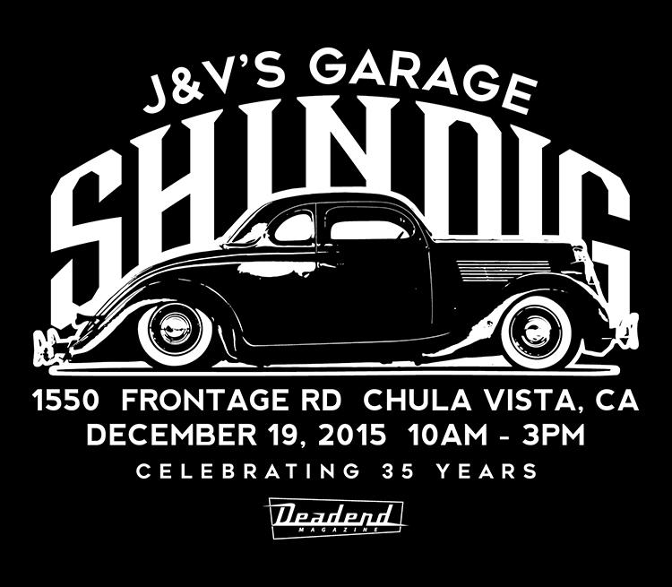 JV's Shindig December 19, 2015 in Chula Vista, CA