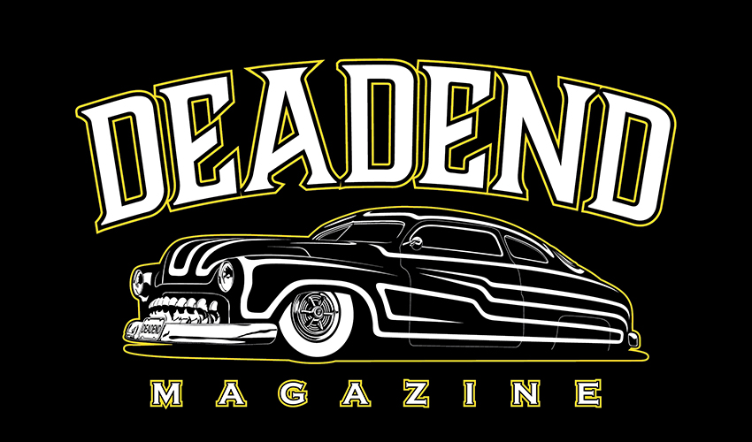 We used the Merc built by Starlite Rod & Kustom for this design