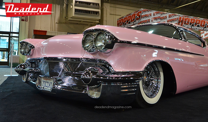 Zocchi debuted a Cadillac.