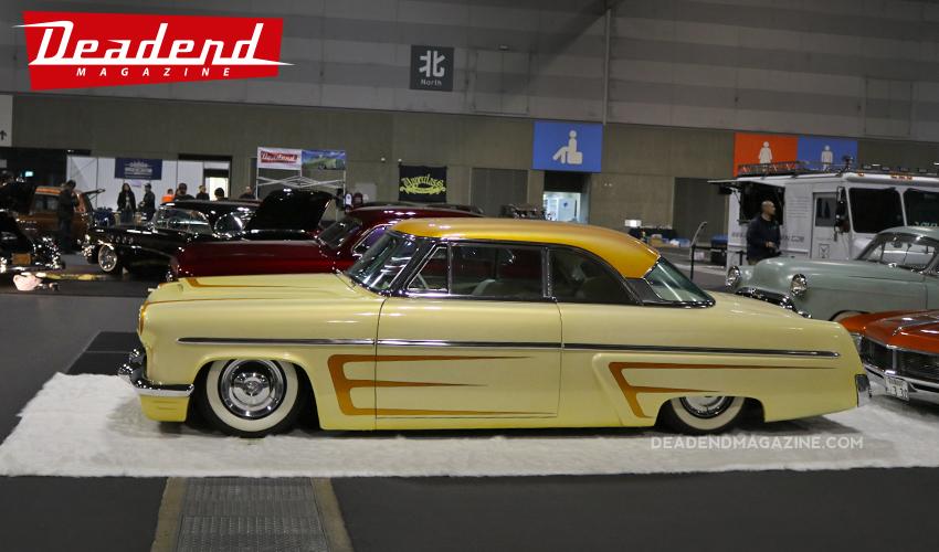 Wheels Unlimited's beautiful mild custom.