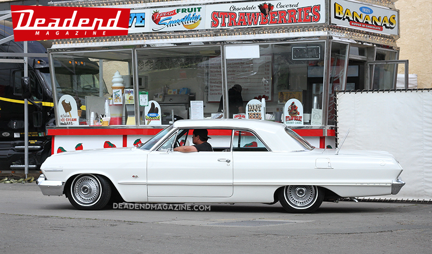 Smooth 63 Impala.