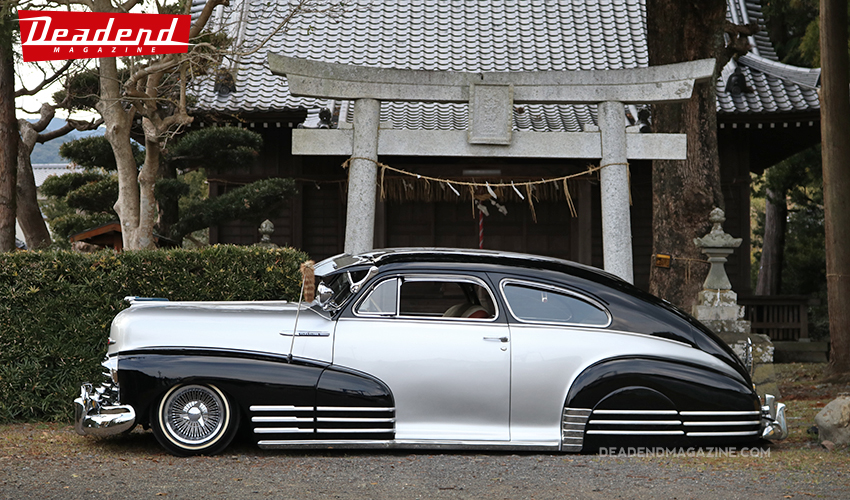 Forever Classics Car Club has some nice bombs including this Fleetline.