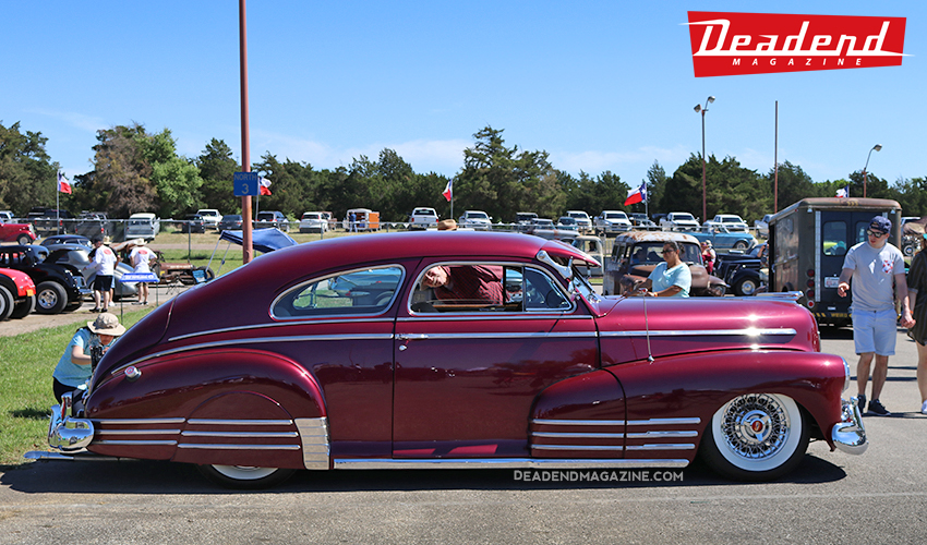 This Fleetline looked good sitting in the bright Texas sun.