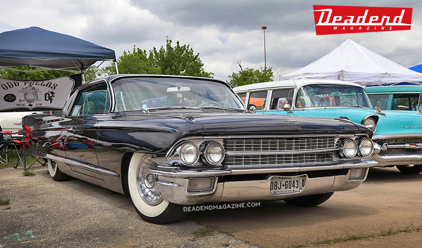 Some Cadillacs need very little to look 'custom.'