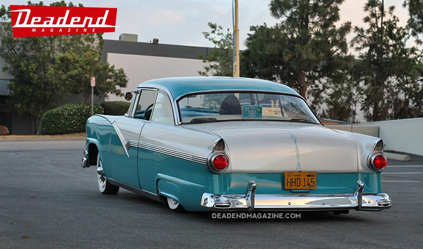 MIld custom Ford.