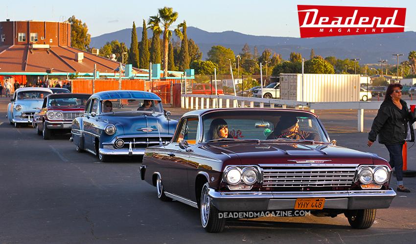 Klassics Car Club rolling in.