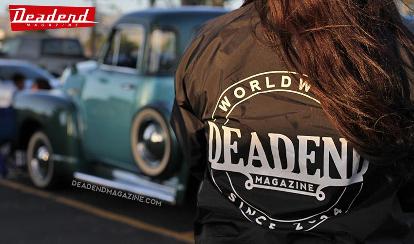 Reppin' Deadend Magazine.