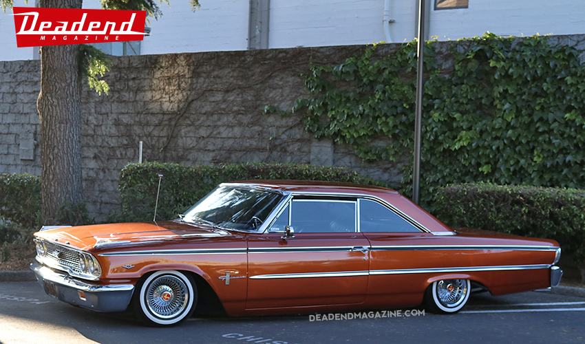 Fords make nice low riders too.