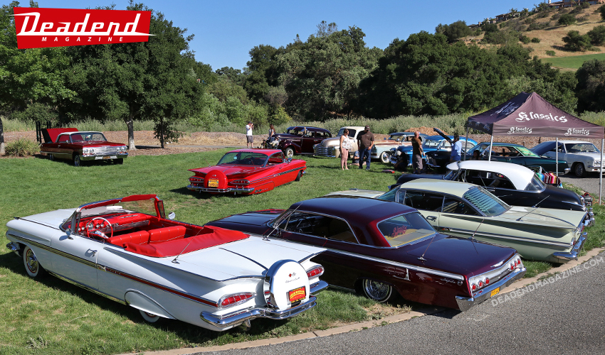 Some nice Impalas in attendance.