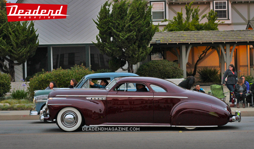 Very cool custom Buick.