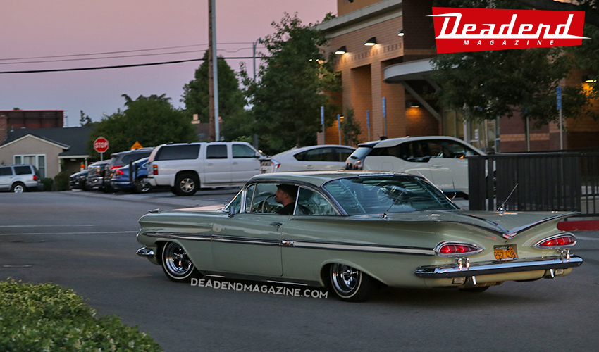 We had a great time. Can't wait 'til the official Cruise Night.