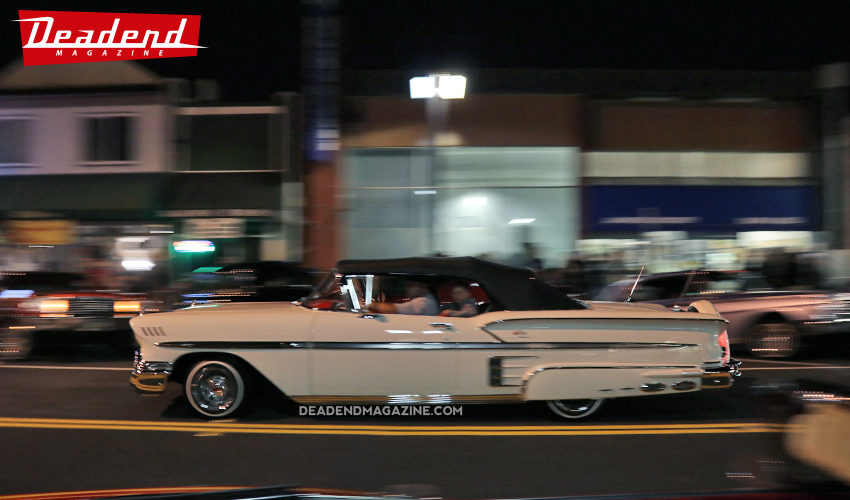 Clean 58 cruisin' through