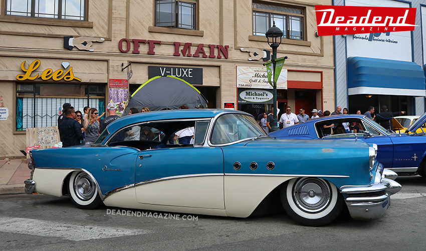 Nice laid out Buick.