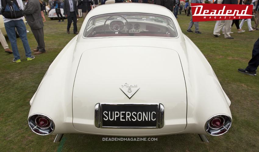 """Supersonic"""