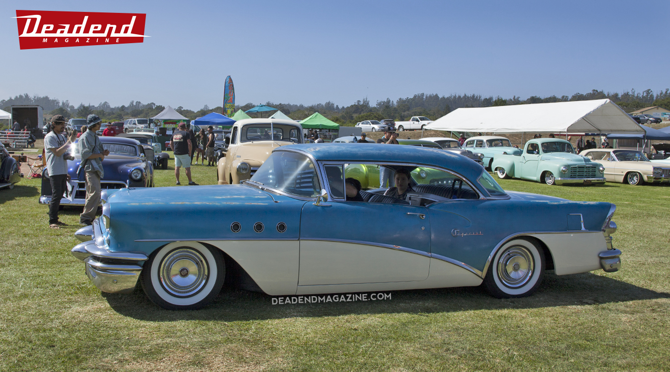 Gerry's Buick took home the Ventura Nationals pick.