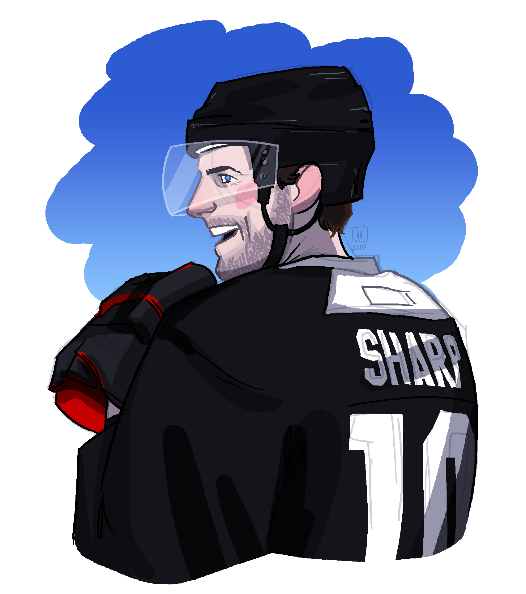 Patrick Sharp