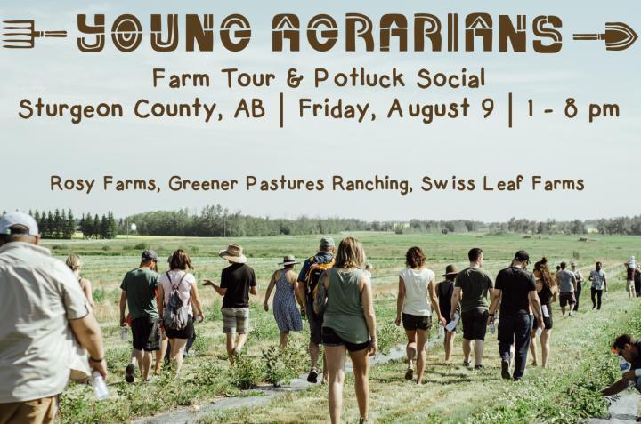 Farm Tour & Potluck Social