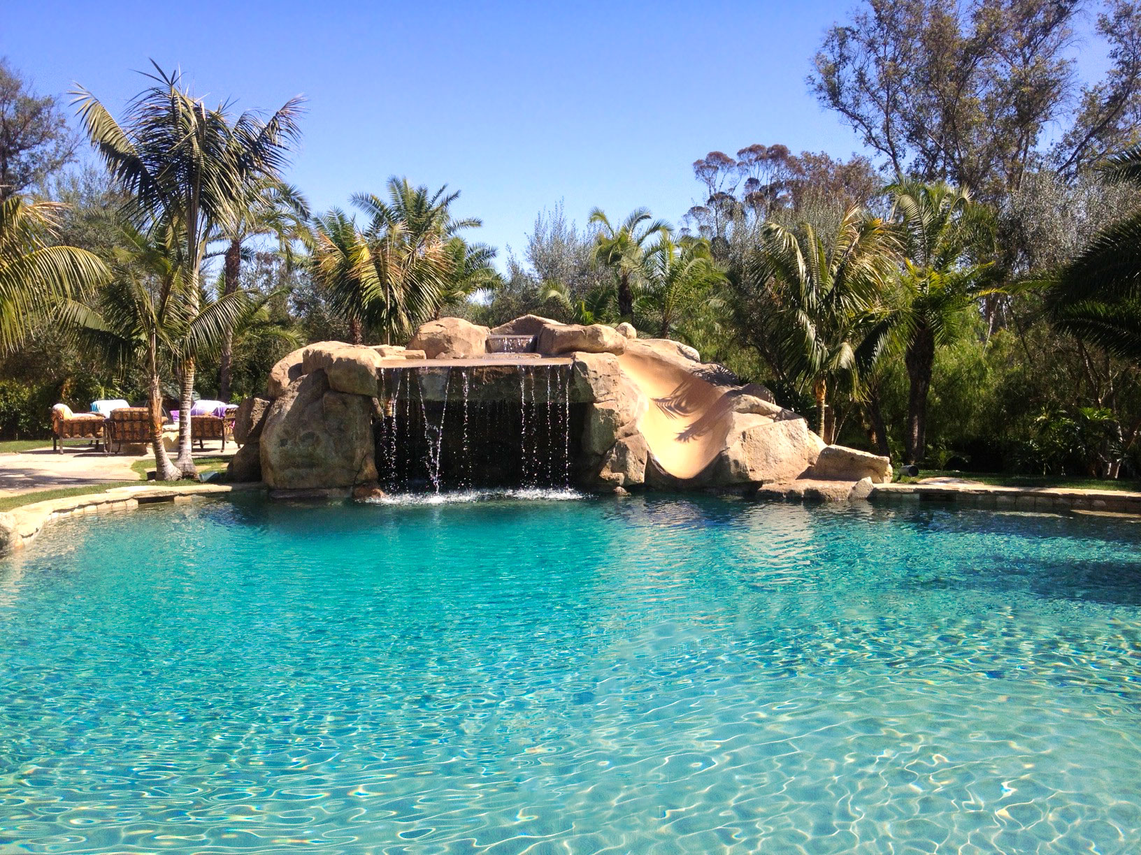 Services — Fusion Pool & Spa