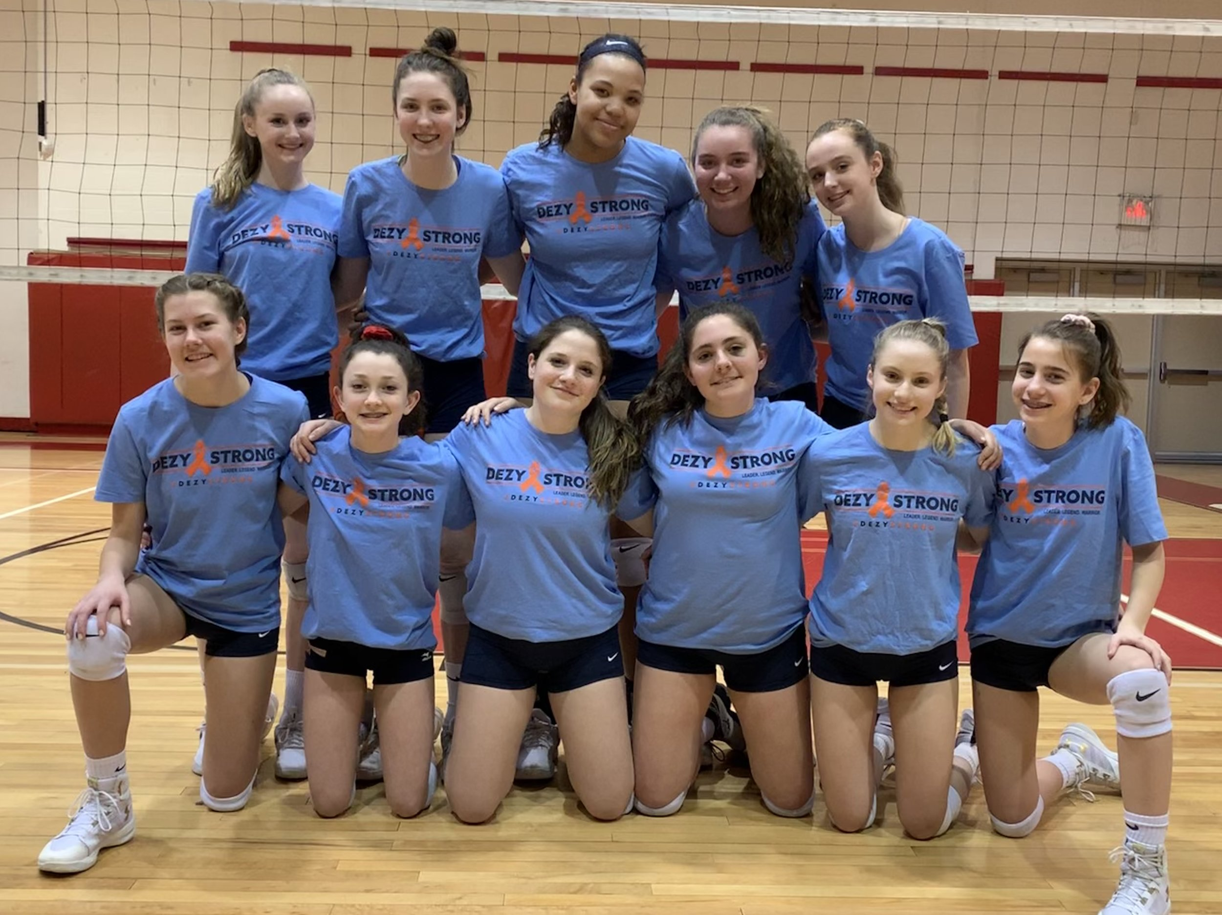 Girls 14 Red - USA Volleyball National Championships, Indianapolis, IN