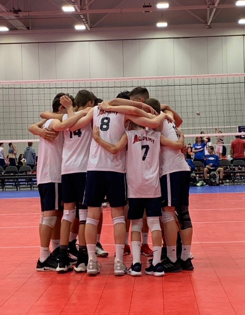 Boys 15 Red are ready to get it done!