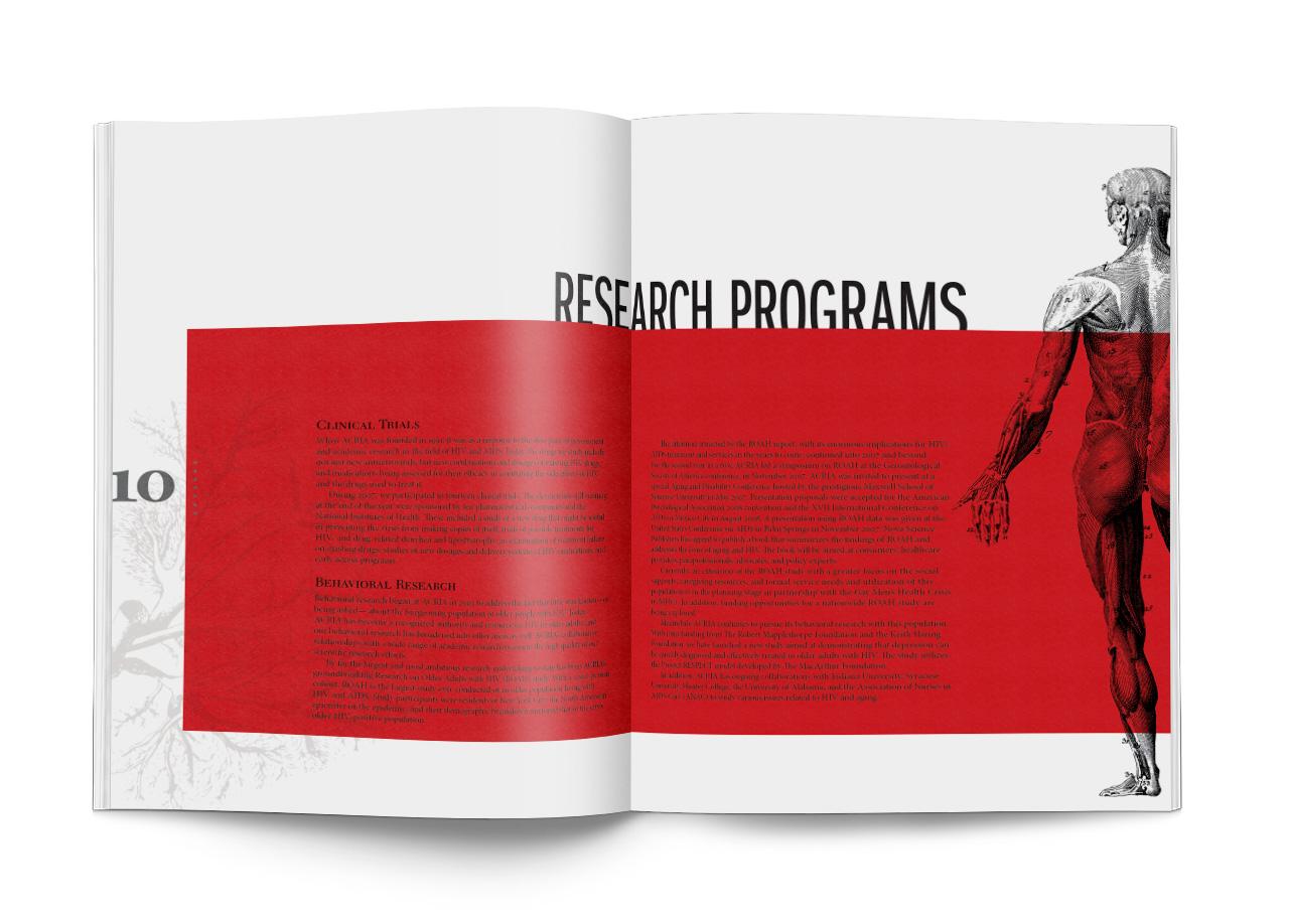 ACRIA Annual Report - Callie Kant