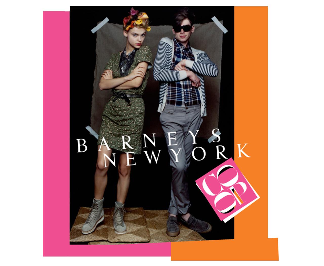 Barneys New York - Callie Kant