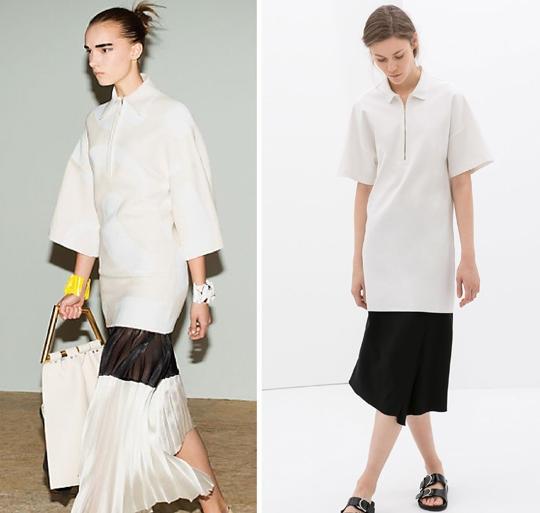Céline VS Zara