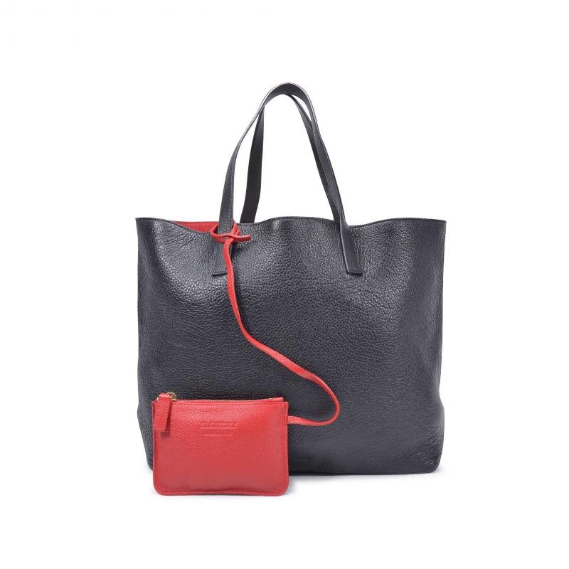 Jil Sander Leather tote bag