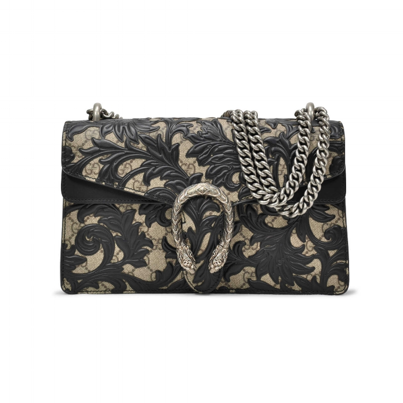GUCCI Dionysus Arabesque Shoulder Bag