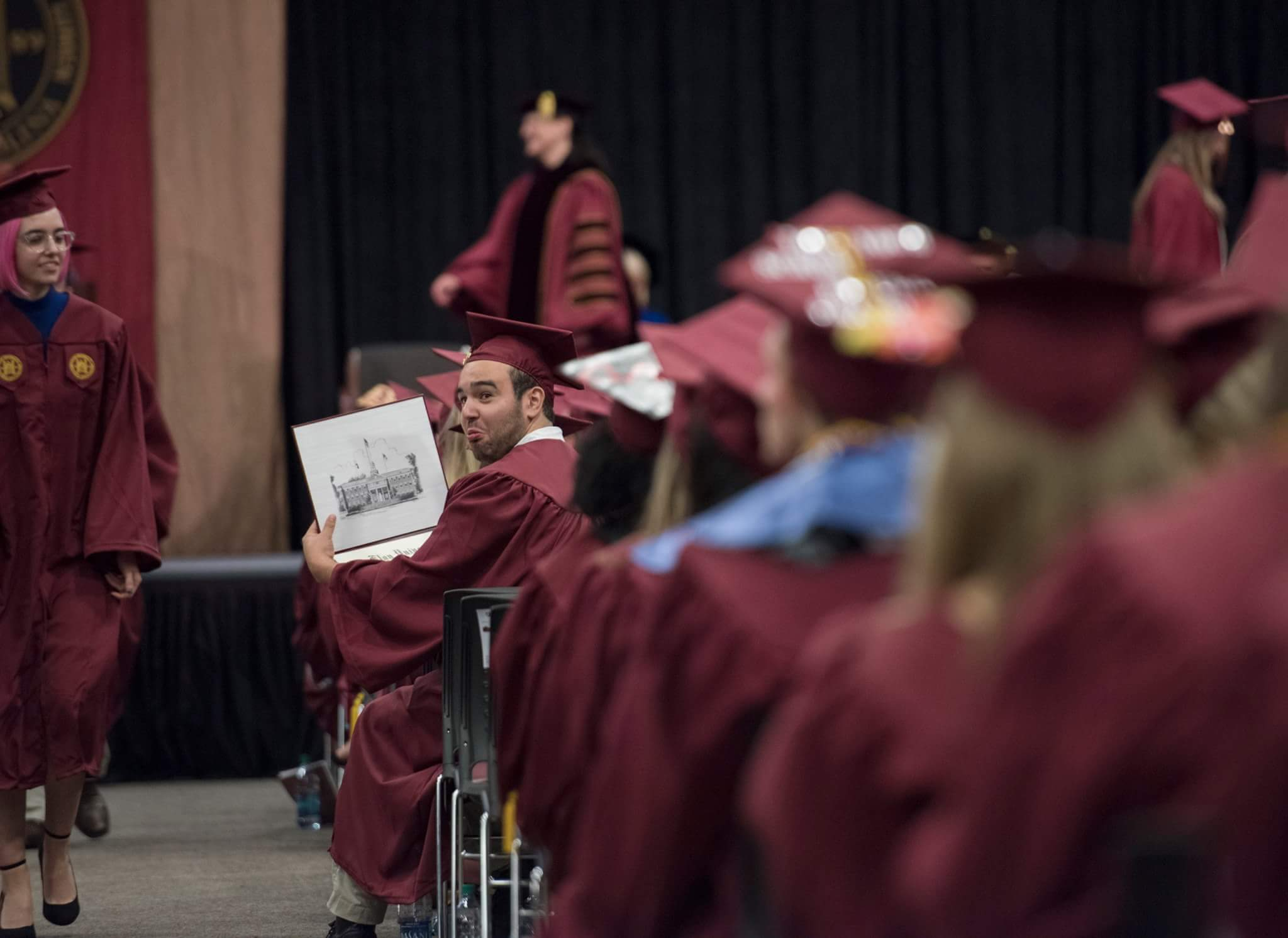 Jasper Gradutaion Looking Backwards.jpg