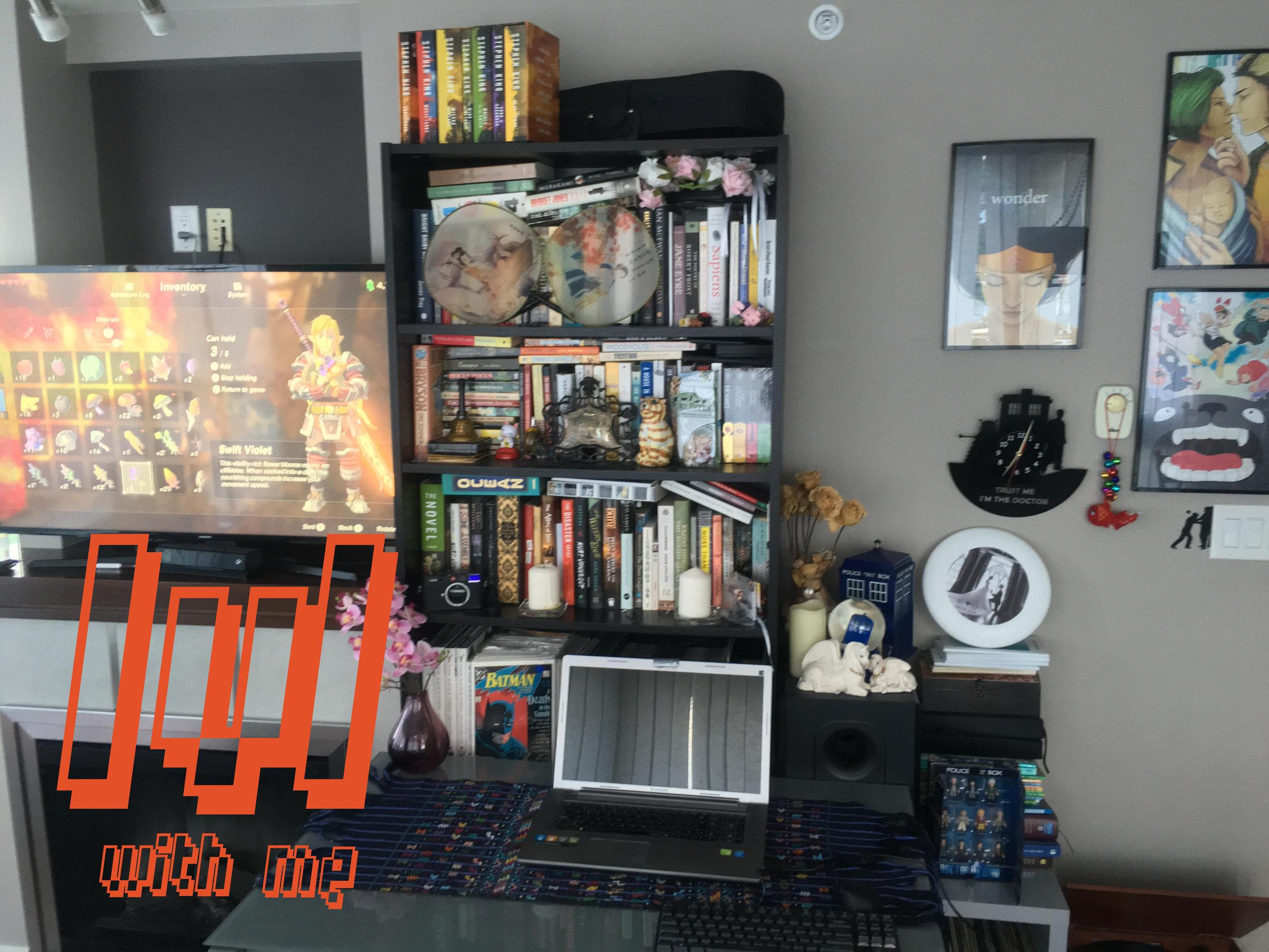 Brian Woodruff's workspace