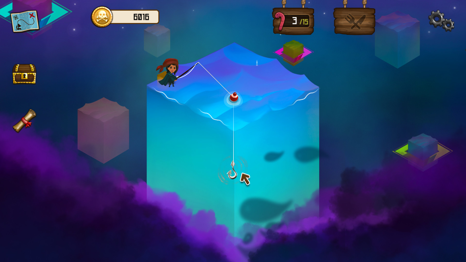 Kestrel Games' Rule with an Iron Fish