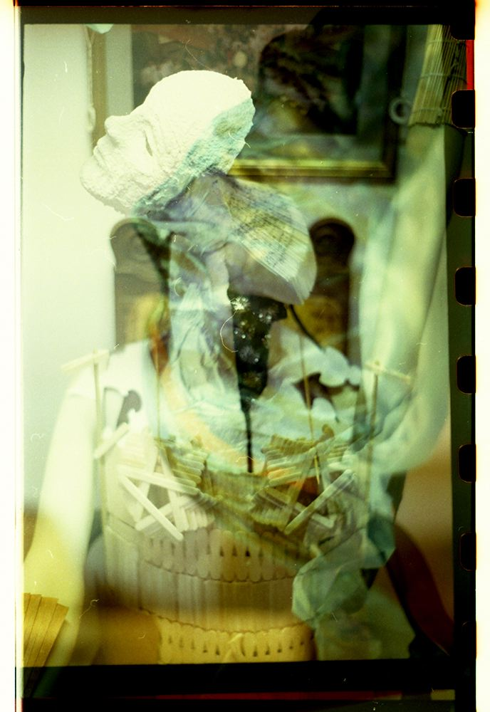 Tommy Hartung    Primus , 2017  Archival inkjet prints from 35 mm color negatives  Framed Dimensions: 37 x 26in. (94 x 66cm)  Artwork Dims: 33 x 22in. (83.8 x 55.9cm)  Edition of 7