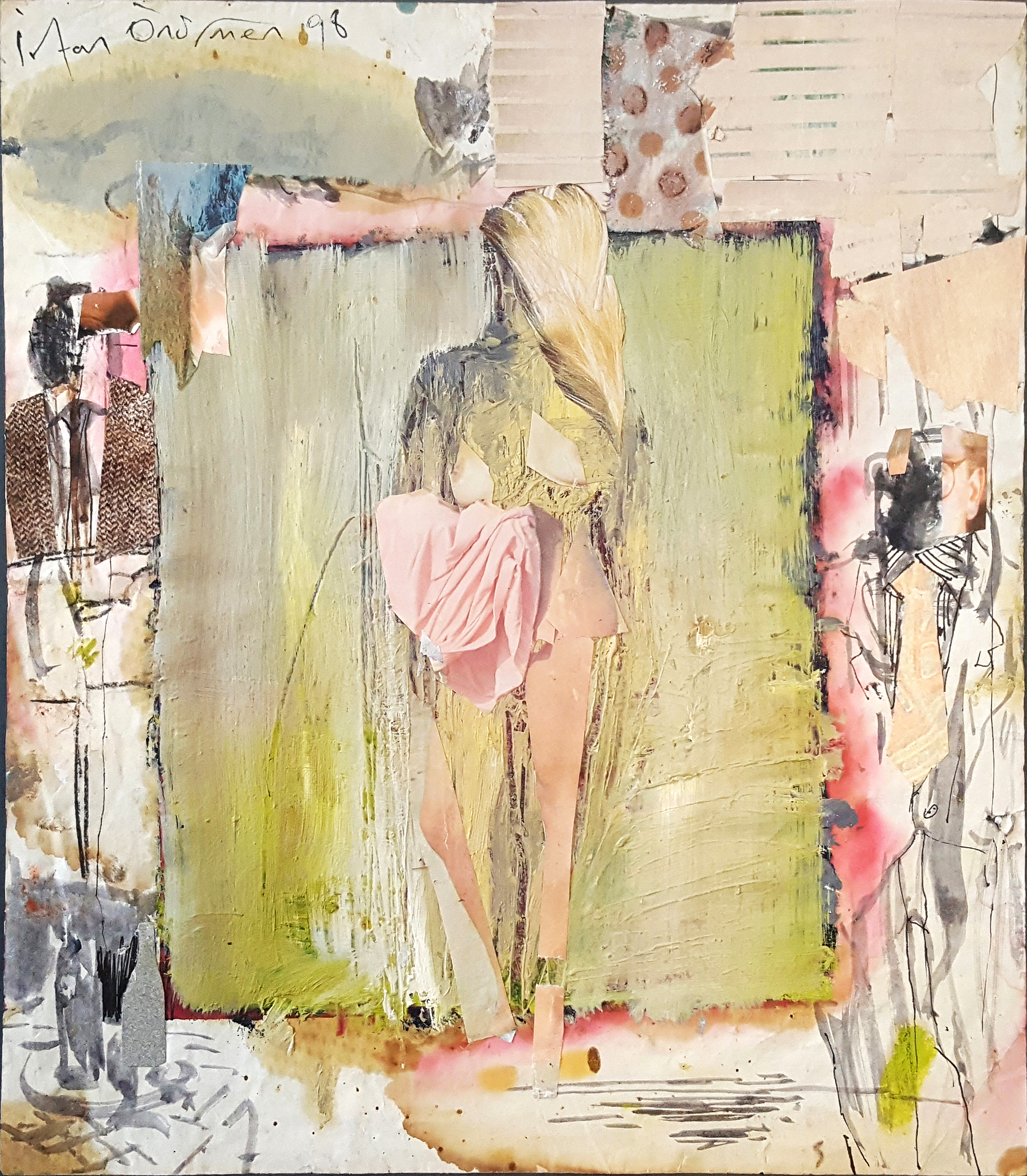 Aphrodite-1999-mixed media on paper-28x32cm.jpg