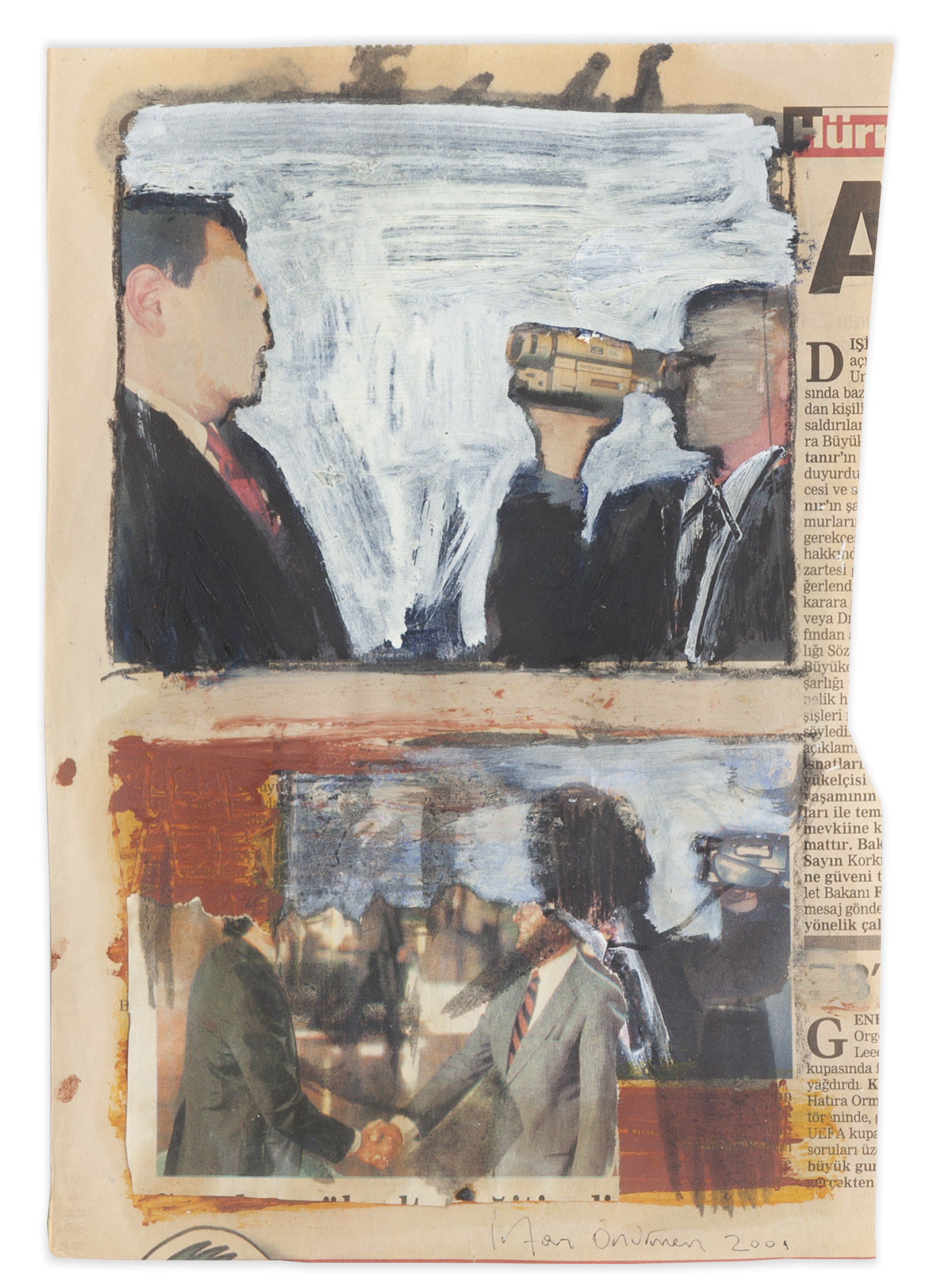 Newspaper-Series 3- 2000-2---Mixed media on newspaper 27x18 cm.jpg