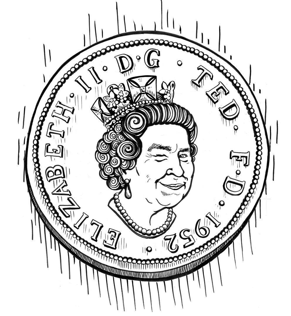 Queenie Coin