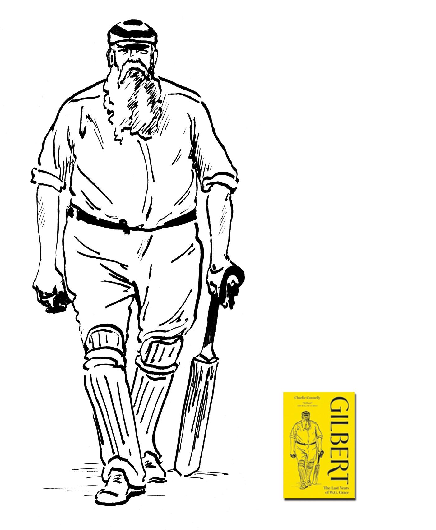 Gilbert - Book Cover