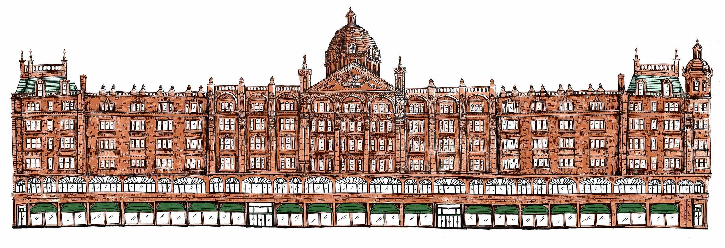 Harrods Building