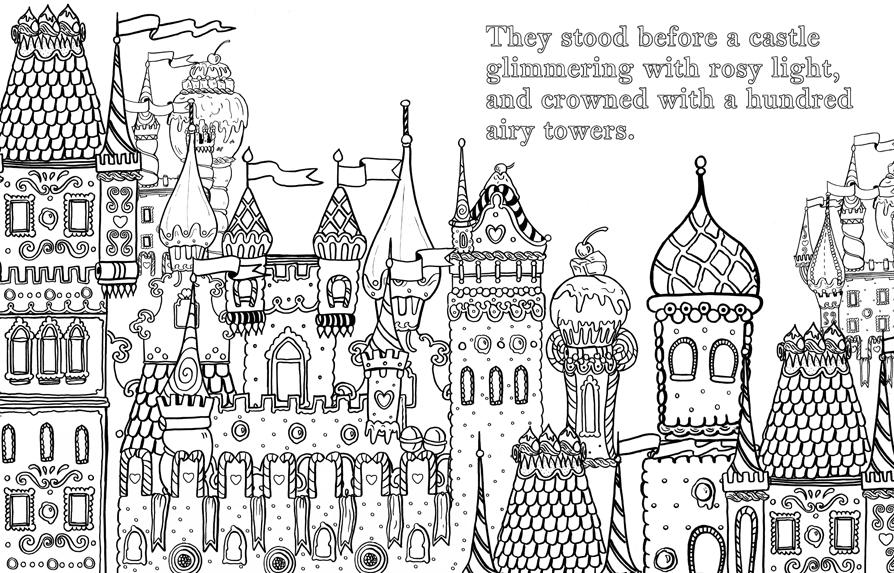 The Sweetie Castle