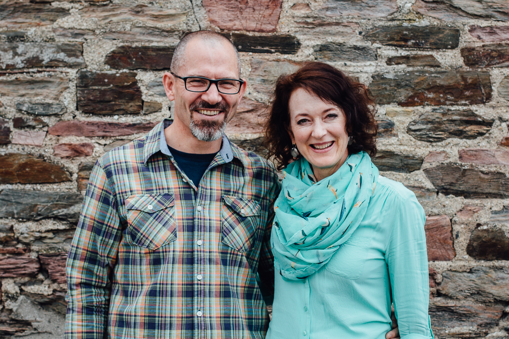 Kevin & Tracy Prinsloo