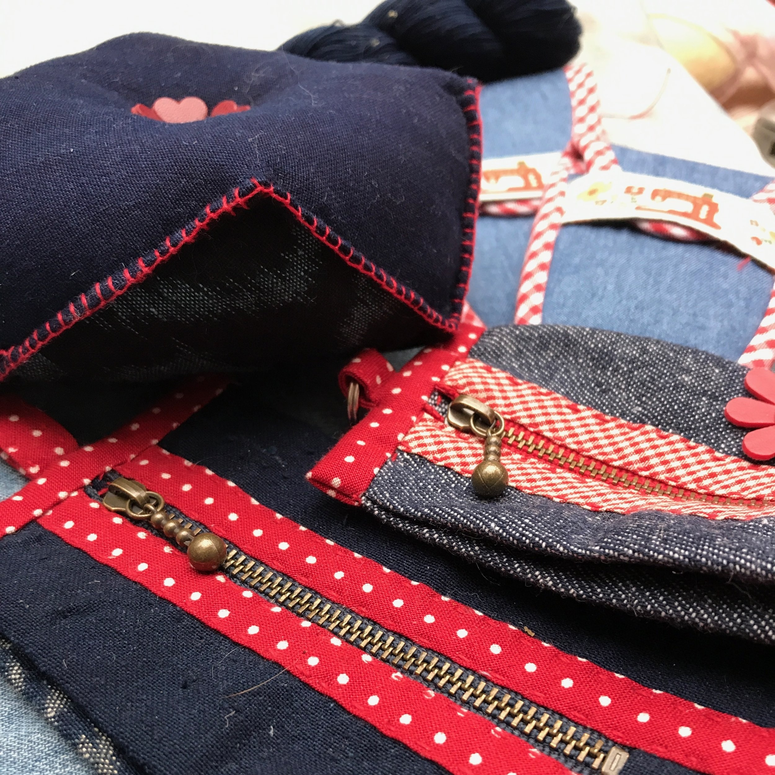 A tiny taster of some of the things you might be making on our Omiyage Workshop