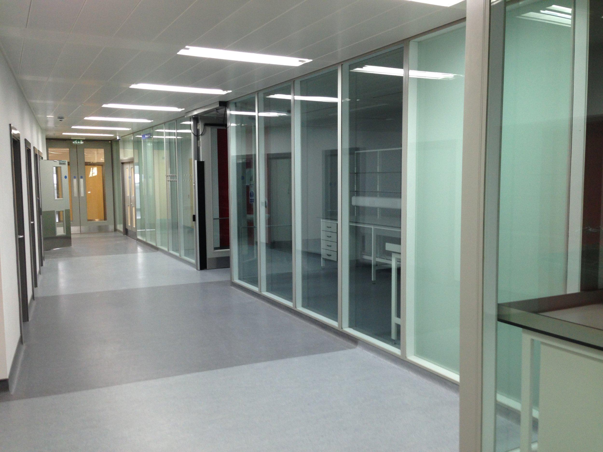 Glasgow Royal Infirmary case study -