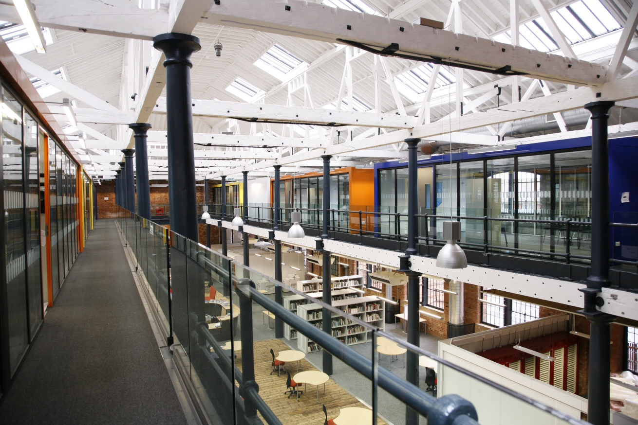Derby Roundhouse case study -