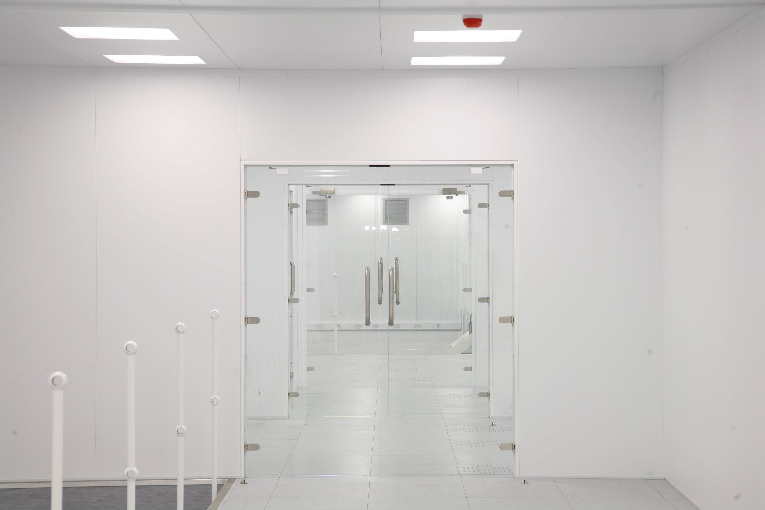 Xaar - Cleanroom