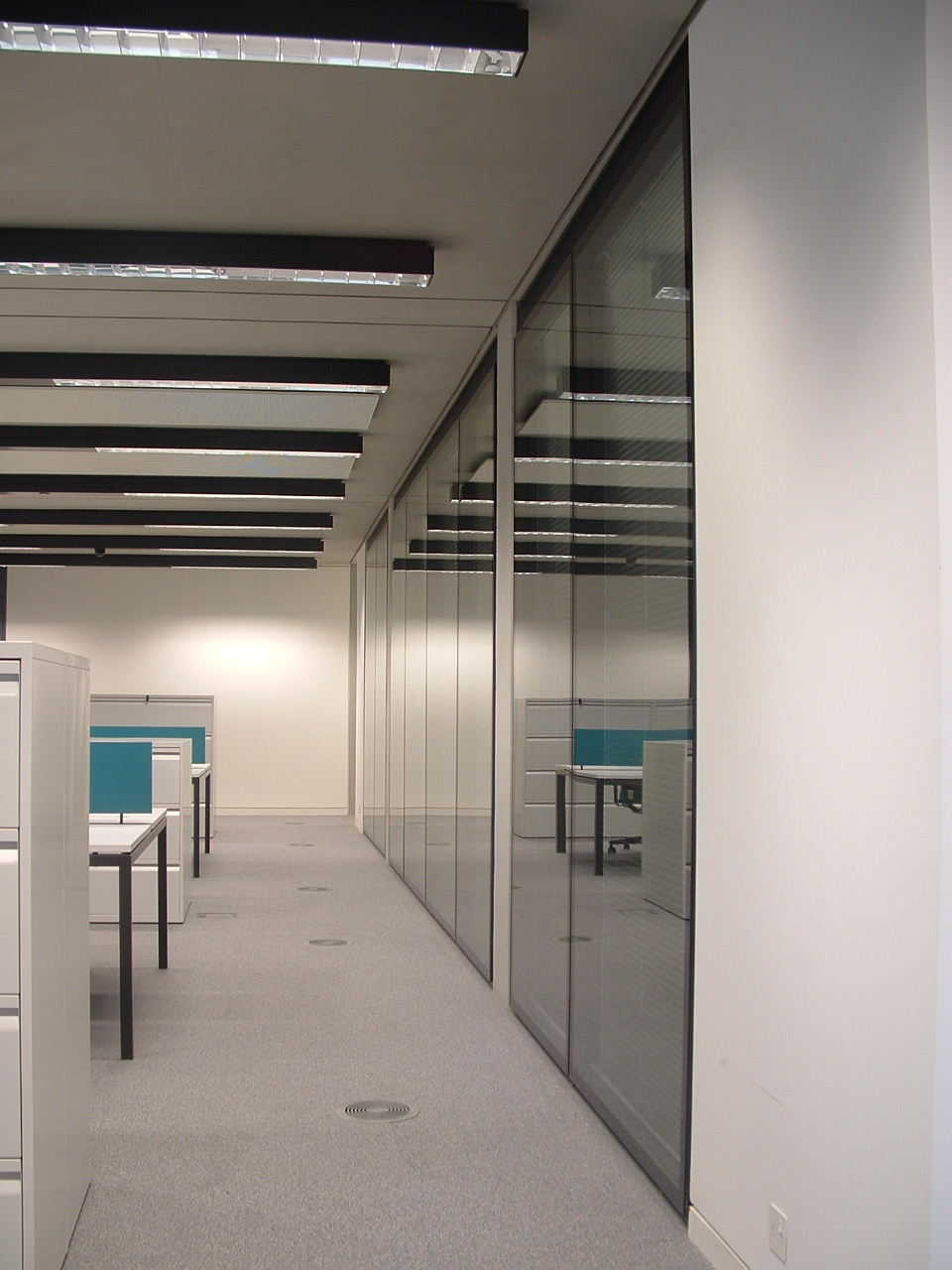 Manor Road - Glazed Partitions