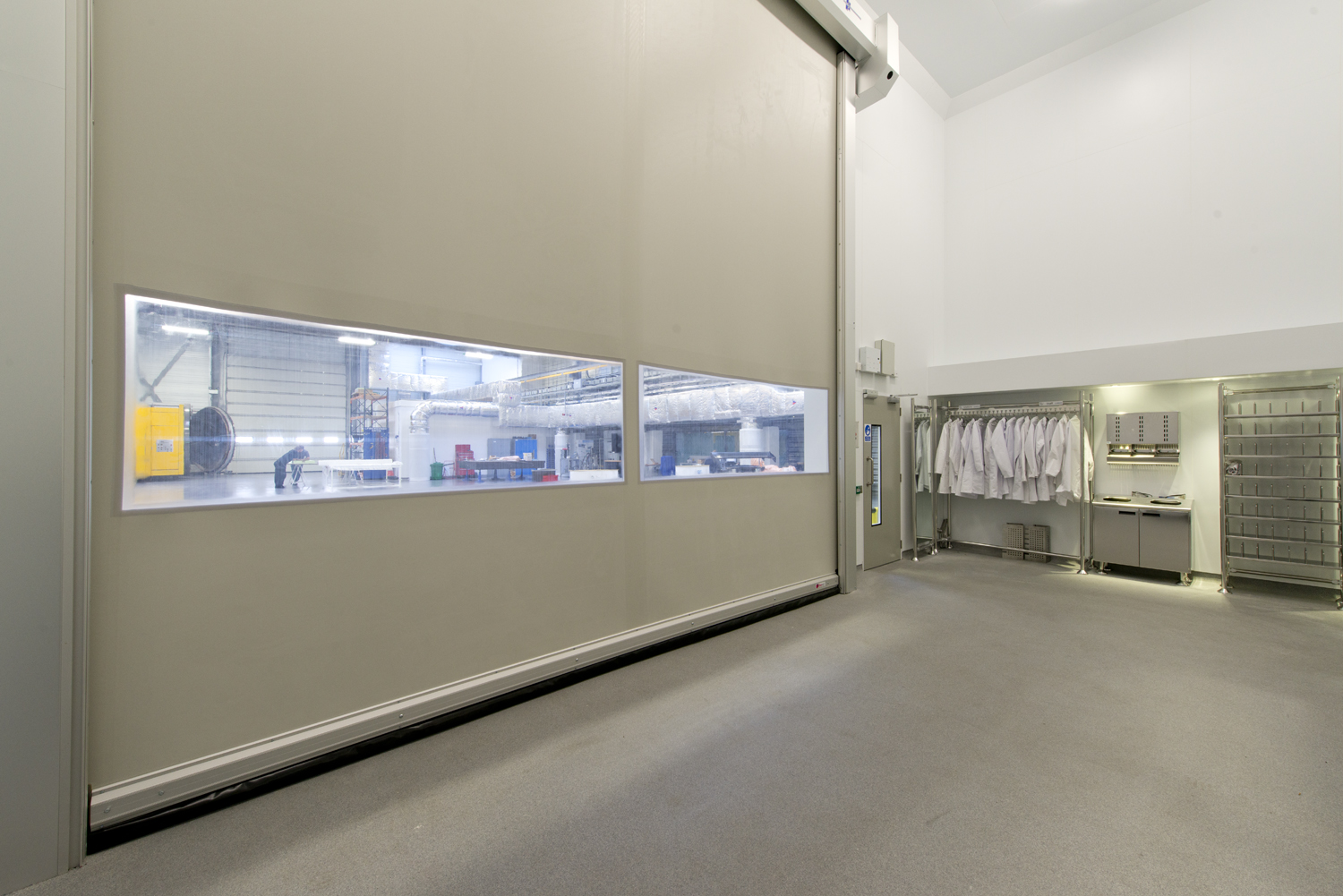 AMRC - Cleanroom