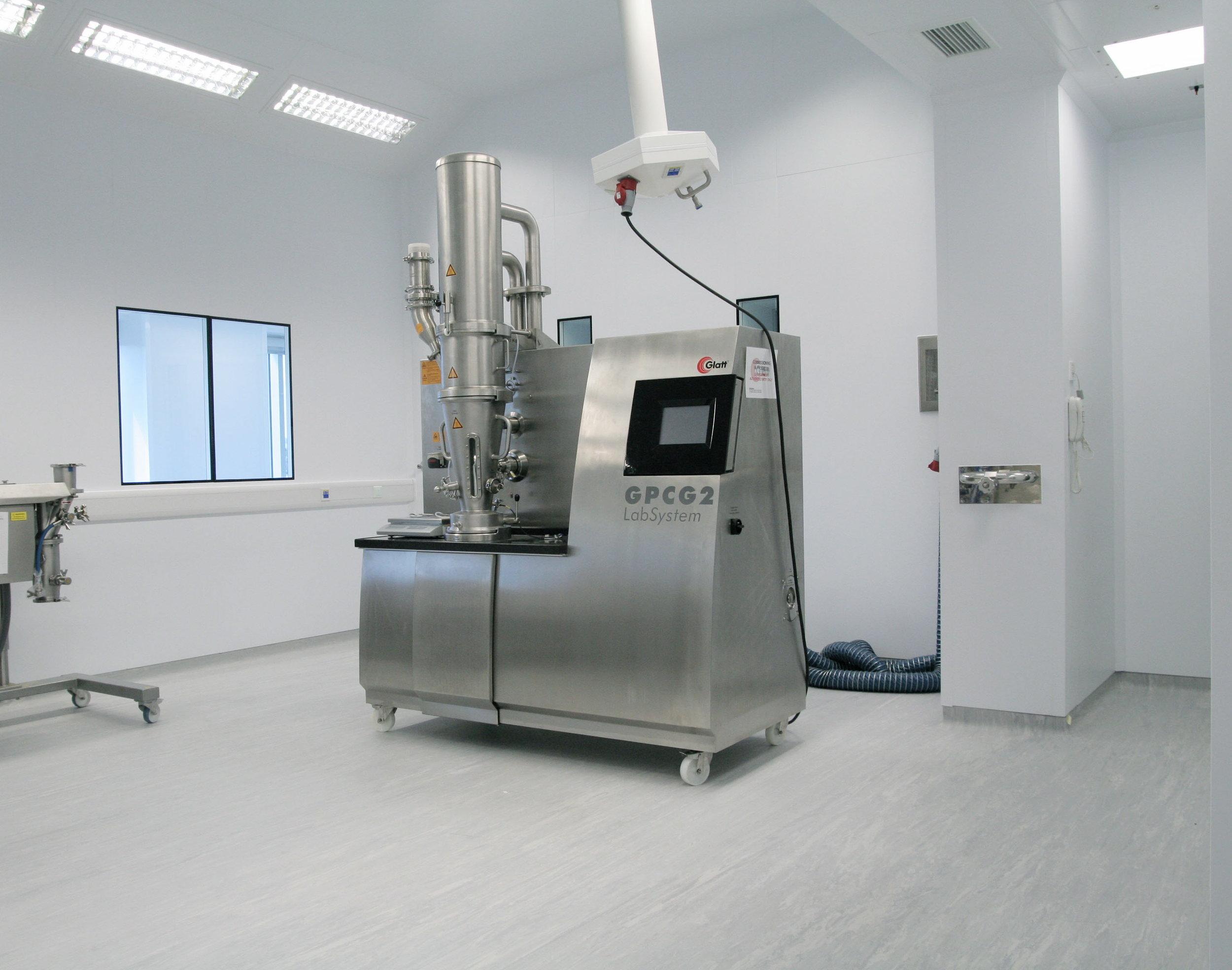 AstraZeneca - Cleanroom