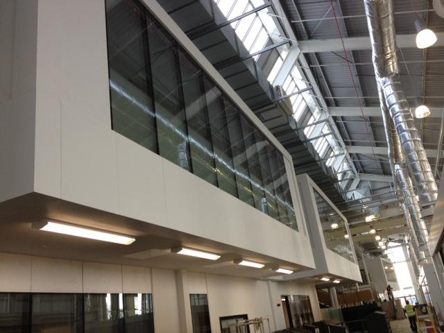 Leeds East Academy - Pods