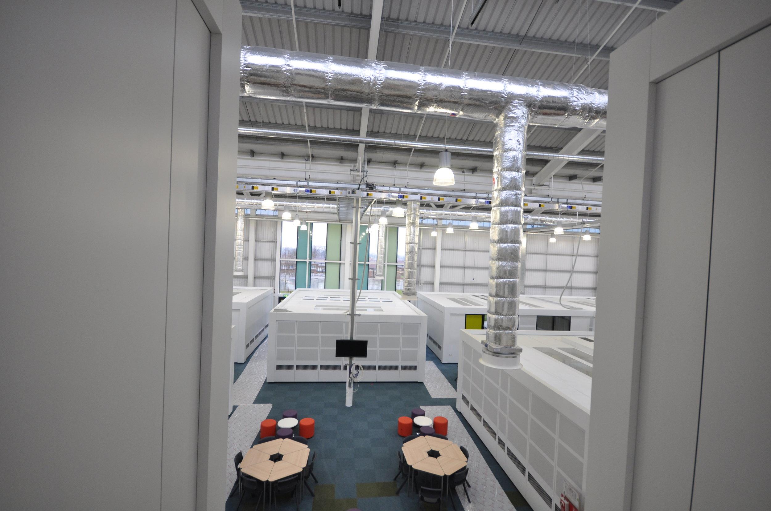Leeds East Academy - Podsolve