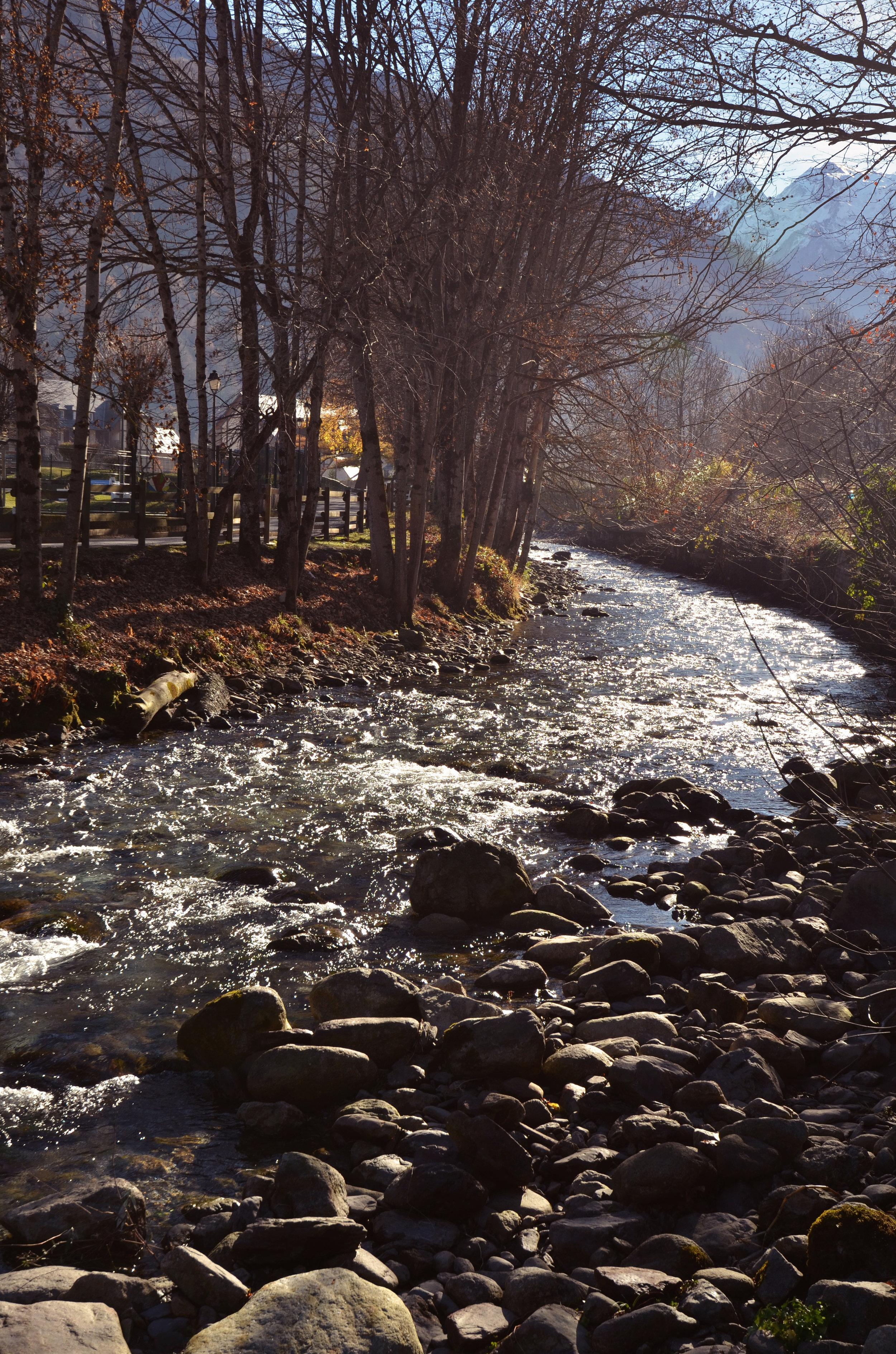 La Pique river